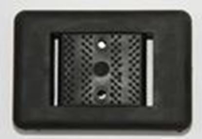 Slika Anatomski gumirani uteg 2 kg