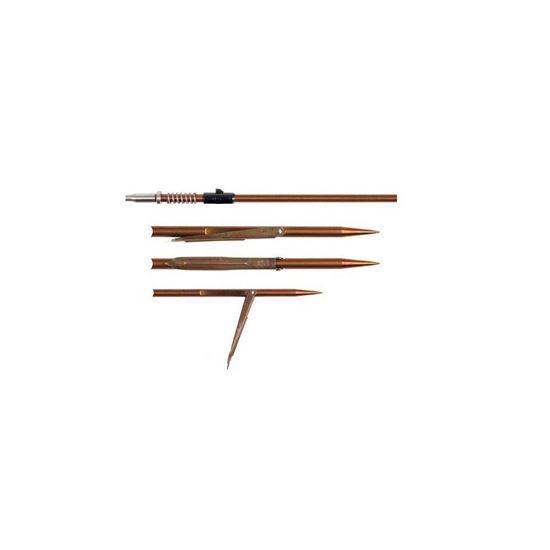 Slika INOX kaljene  strelice 7 mm  jedno krilca