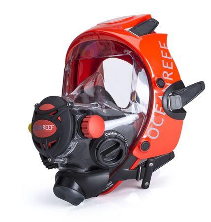 Slika za kategorije  Full face ronilačke maske i  oprema za komunikaciju