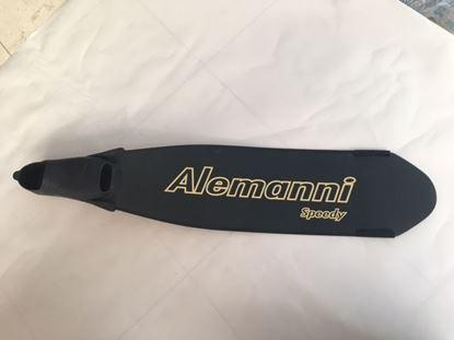Slika Alemanni Speedy peraje sa dorađenom Razor pro skarpetom