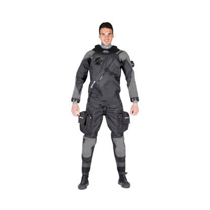 Slika XR1 NTS DRY SUIT KEV/XR W LATEX SEALS